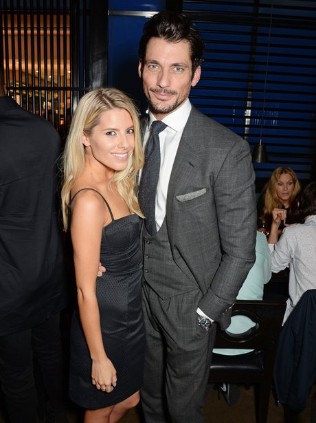 Mollie King And David Gandy Hottest Celeb Couple In