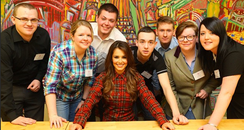 Cheryl launches her new charity 'Cheryl's Trust'