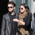 Selena Gomez and Zed