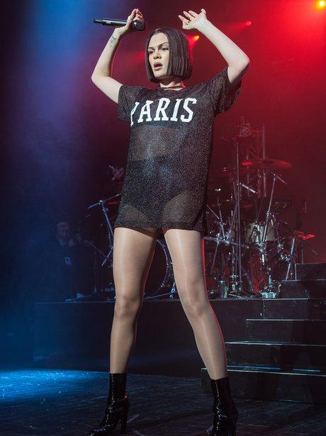 Jessie J on tour