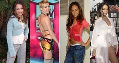 Rihanna V. Miley: The Baddest Girls In Pop