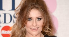 Ella Henderson BRIT Awards 2015 Red Carpet
