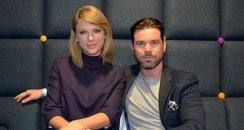 Taylor Swift BRITs 2015 Capital FM