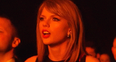 Taylor Swift Shocked Face BRIT Awards 2015