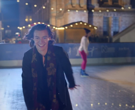 Harry Styles Night Changes Music Video
