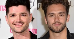 Danny O'Donoghue and Andy Brown