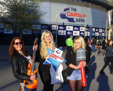 McBusted @ Capital FM Arena - Saturday