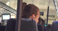 Harry Styles on the bus Twitter