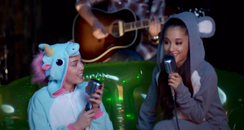 Ariana Grande Miley Cyrus Happy Hippy Session
