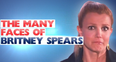 Britney Spears The Many Faces Video