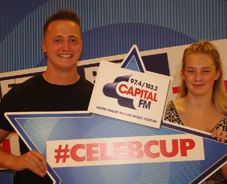 Capital @ Celeb Cup Celtic Manor