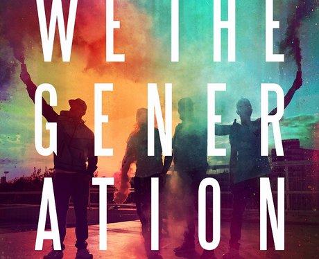 Rudimental - We the generation artwork