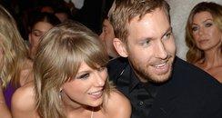 Taylor Swift and Calvin Harris Billboard Music Awa