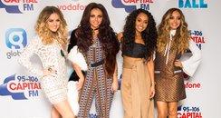 Little Mix Summertime Ball Red Carpet 2015