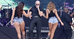 Pitbull Live at the Summertime Ball 2015