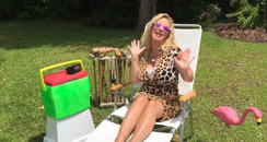 Britney Spears parody pregnancy announcement