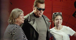 The Terminator Viral Video