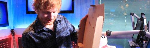 Ed Sheeran On Capital