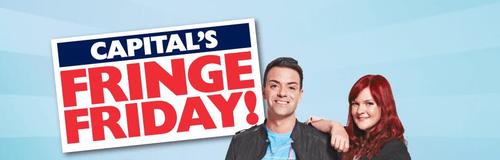 Capital's Fringe Friday