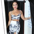 Demi Lovato Crop Top
