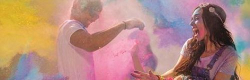 holi colour festival Sourz