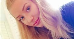 Iggy Azalea Top Knot Instagram