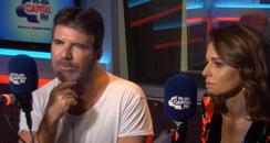 Simon Cowell & Cheryl X Factor Interview