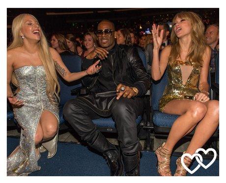 Taylor Swift and Lady Gaga