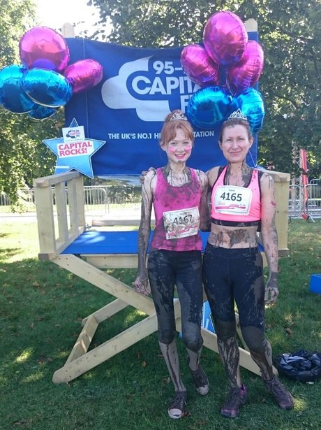 Pretty Muddy - 6th Sept Post-Race
