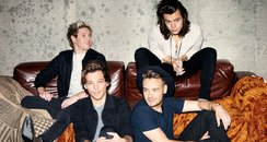 One Direction Made In The AM Cover No Text