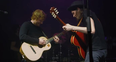 Ed Sheehan and James Bay
