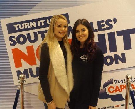 Capital At Miss Selfridge Store Launch!