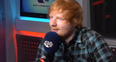 Ed Sheeran at Capital