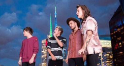 One Direction Perfect Music Video still