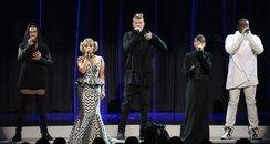 Pentatonix Star Wars American Music Awards 2015