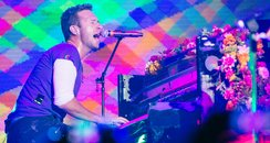 Coldplay Jingle Bell Ball 2015