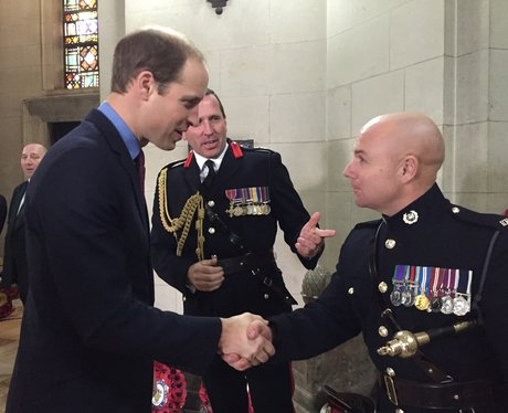Prince William Birmingham Dec 2015