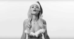 Rita Ora Mean Girls Jingle Bell Rock