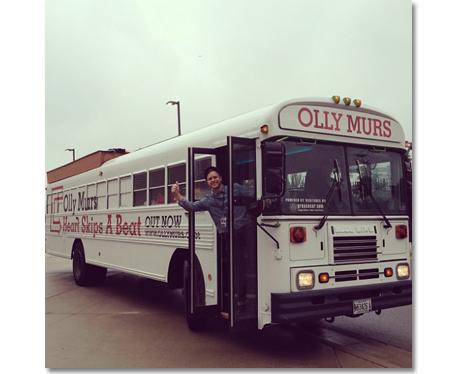 Olly Murs 1st Instagram