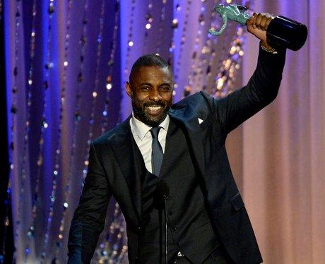 Idris Elba Screen Actors Guild Awards 2016