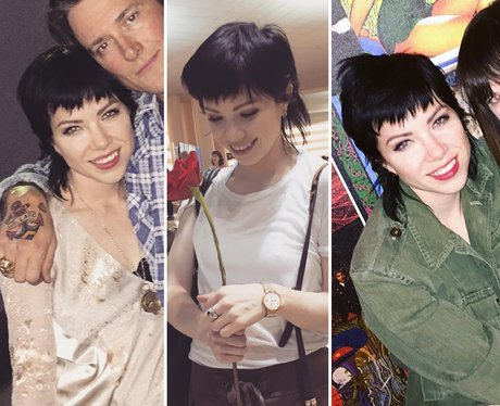 Carly Rae Jepsen's Mullet Hair