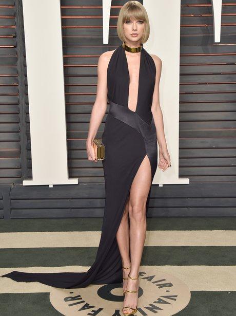 Taylor Swift Vanity Fair Oscars