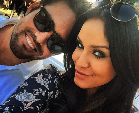 Vicky Pattison and Spencer Matthews enjoy cosy Eas