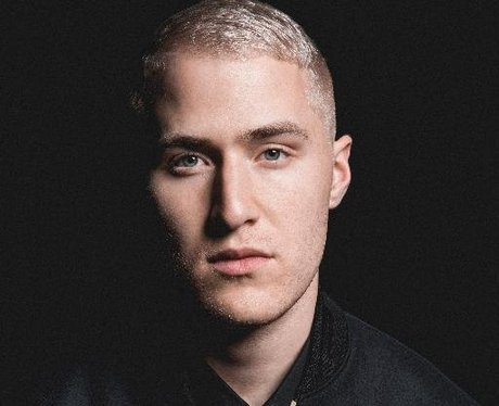 Mike Posner Twitter Photo