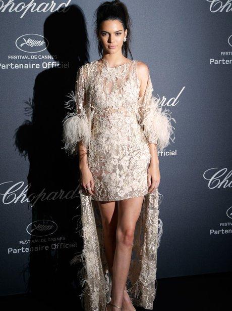 Kendall Jenner during Cannes Film Festival