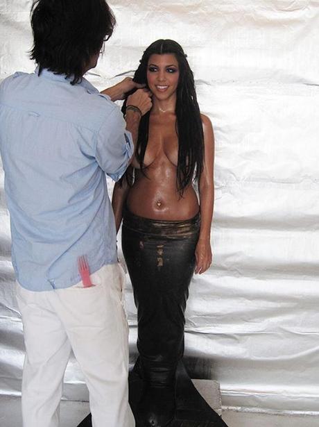 Fashion Moments 17th June Kourtney Kardashian
