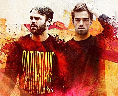 The Chainsmokers Twitter Profile Picture