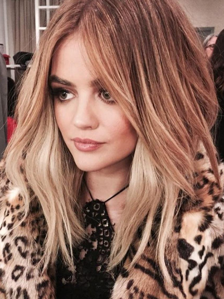 Lucy Hale Kisses Goodbye To Aria As She Loses The Brown