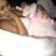 Image 10: Blac Chyna and Dream pictured having a cuddle