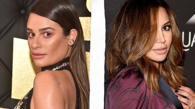The Creator Of Glee Has Finally Spoken About That Feud Between Lea Michele And Naya Rivera!